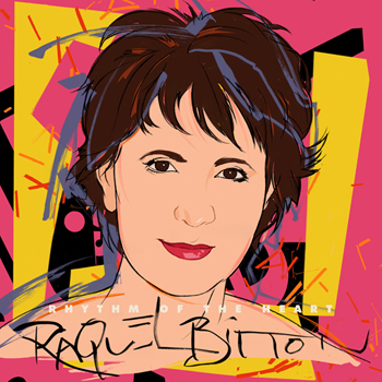 Raquel Bitton - Rhythm of the Heart